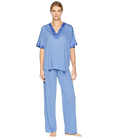 N by Natori Congo PJ Set (Azure) Women