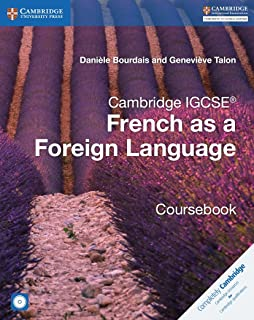 Cambridge IGCSE® and O Level French as a Foreign Language Coursebook with Audio CDs (2)
