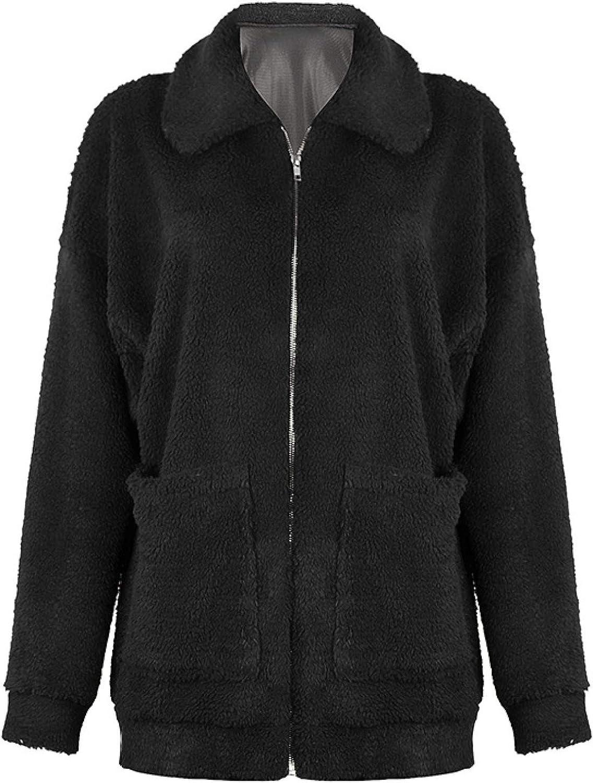 Generico Autumn and Popular popular Winter Fashion Zipper Women's Detroit Mall Jacket