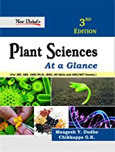 Plant Sciences at a Glance