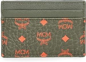 MCM Men's Visetos Original Card Case
