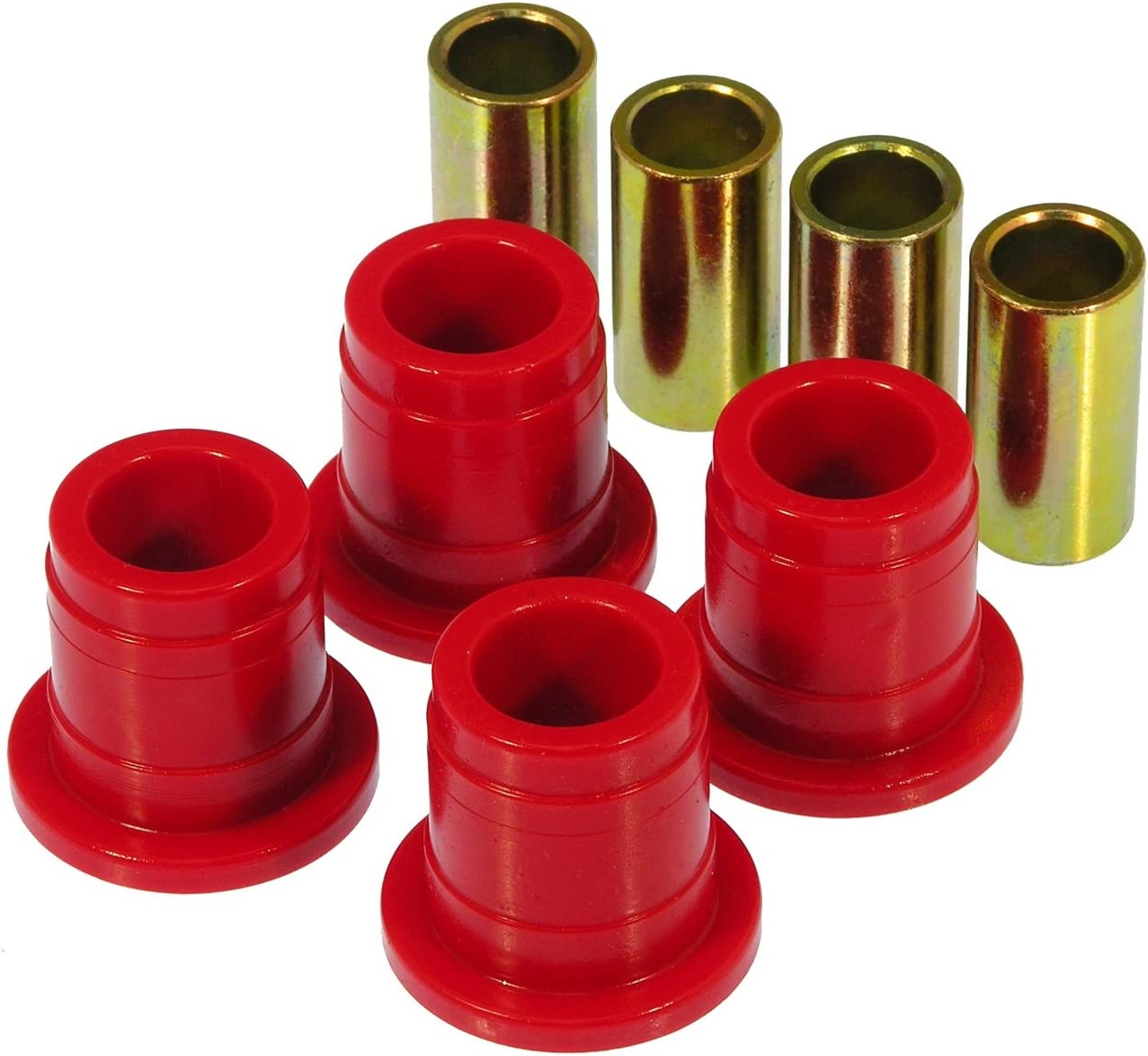 New Shipping Free Prothane 7-202 Red San Jose Mall Front Control Upper Kit Bushing Arm