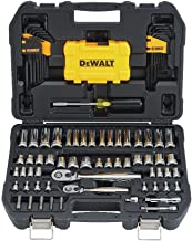 DEWALT Mechanics Tools Kit and Socket Set, 108-Piece (DWMT73801)