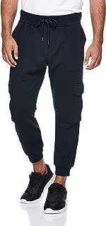 BodyTalk Men's PANTSONM CARGO PANTS Cargo-Cut Sweatpants
