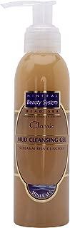 Original Natürliches Totes Meer Schlamm Reinigungsgel, 150 ml von Mineral Beauty System - Beruhigender Gesichtsreiniger Für Tiefenreinigung Und Optimale Feuchtigkeit