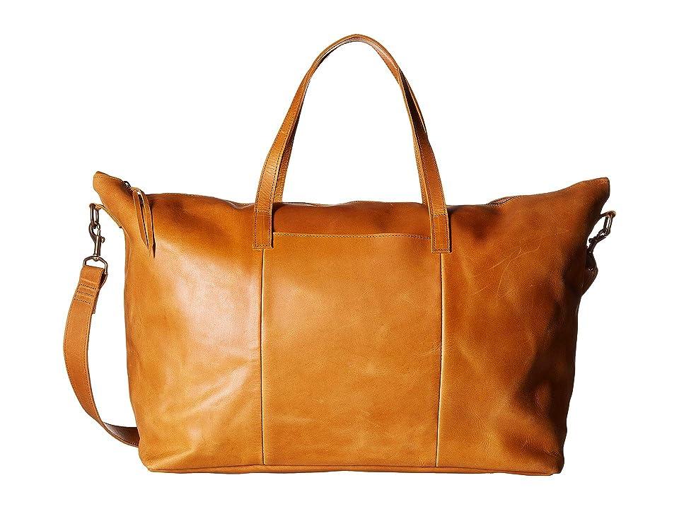 ABLE Alem Weekender (Cognac) Weekender/Overnight Luggage