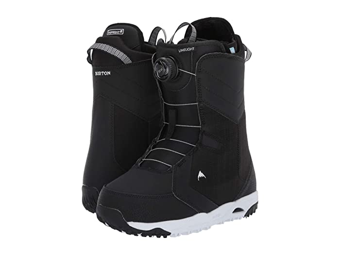 Burton  Limelight BOA (Black) Womens Cold Weather Boots