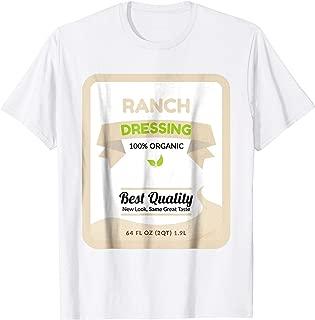Ranch Family Sauce Costume Halloween Uniform T Shirt