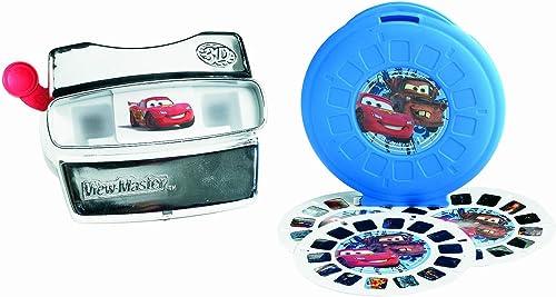 compra limitada Fisher-Price View-Master Disney Disney Disney Pixar Cars 2 Deluxe Giftset by Fisher-Price  buena reputación