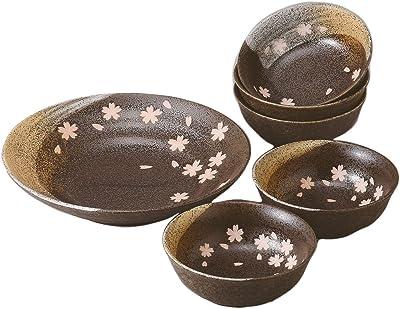 エールネット(Ale-net) 桜の舞 おもてなし揃 小鉢セット 美濃焼