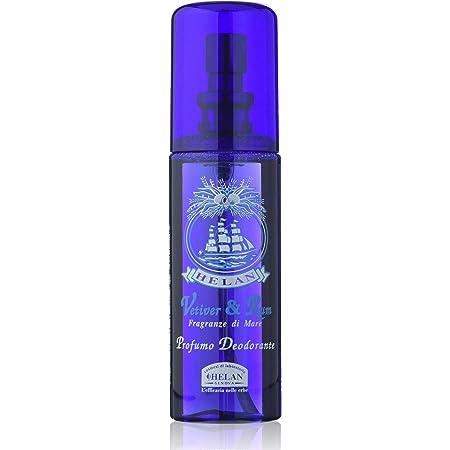Helan 127Vt Vetiver Rum Profumo Deodorante - 100 Ml