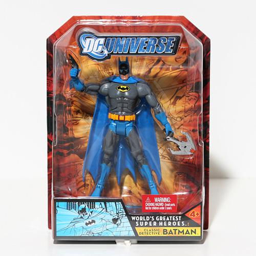 Mattel DC Universe Classics Batman Figure