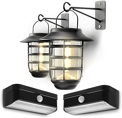 lowest Home Zone Security Solar Wall Lantern Lights online and Solar Step Lights Bundle discount Kit sale