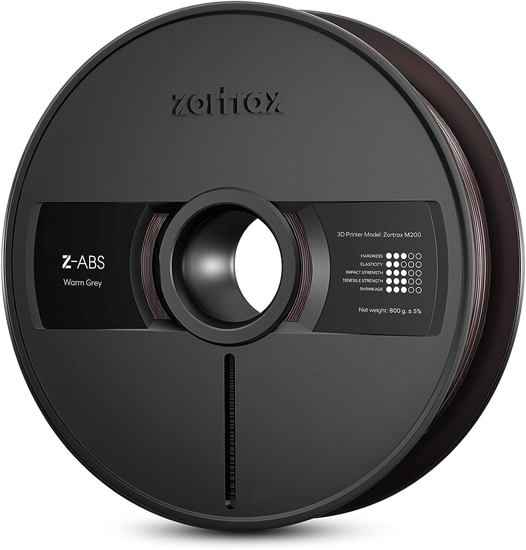 Zortrax Z-ABS M200 Filament für 3D-Drucker Warm grau grau grau B00QT9AYRA 1bfd8d