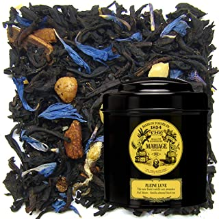 Mariage Freres. Pleine Lune 100g Loose Tea in a Tin Caddy (1 Pack) Usa Stock