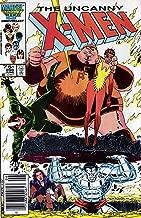 Uncanny X-Men, The #206 VF ; Marvel comic book