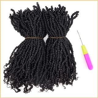 Best freetress spring twist crochet hair Reviews