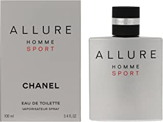 Chanel Allure Homme Sport, Eau De Toilette Spray -100ml