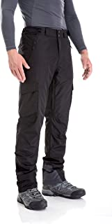 Trailside Supply Co. Men's Ski Pants Insulated Snow Pants - Thick and Warm