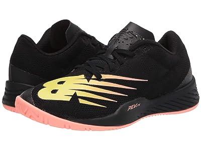 New Balance 896v3 (Black/Ginger Pink) Women