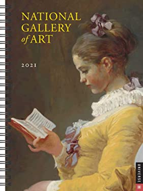 National Gallery of Art 2021 Engagement Calendar