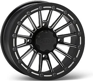 ITP SD Beadlock Milled/Matte Black ATV Wheel Front/Rear 14x7 4/137 - (5+2)