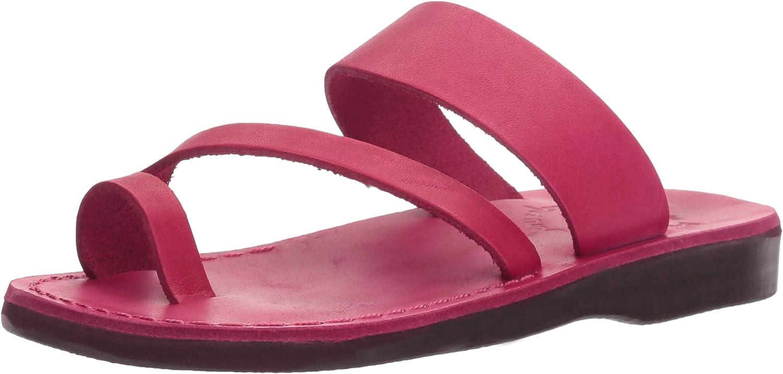Jerusalem Sandals Womens Zohar Rubber Slide Sandal