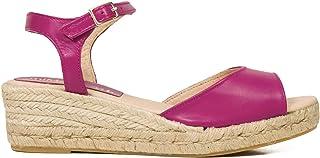 esSandalias Tacón Para Zapatos Fucsias Mujer Amazon De 7gv6mbfyIY