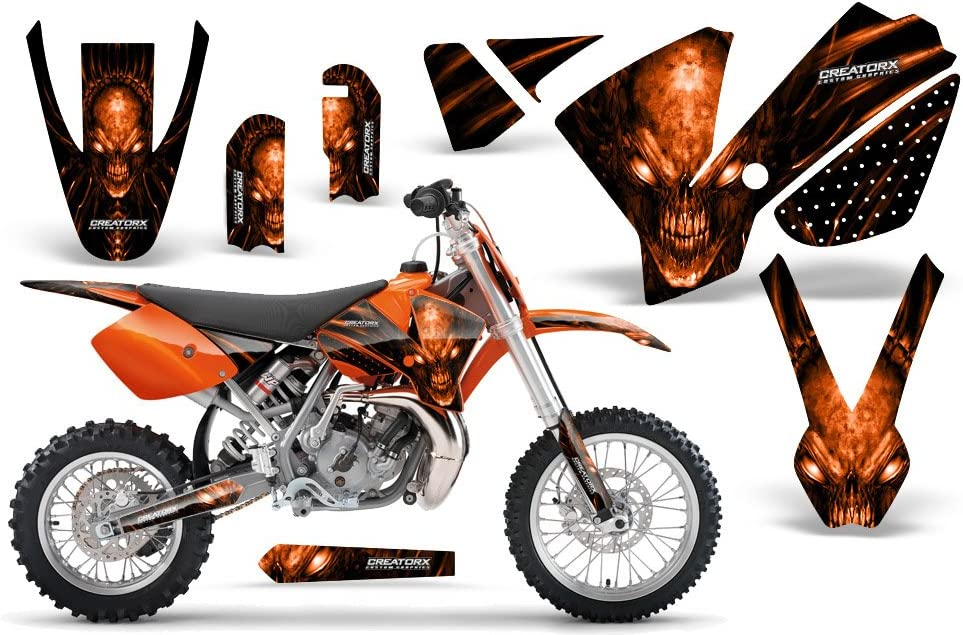 CreatorX Graphics OFFicial shop Kit Decals KTM Stickers Super Special SALE held for Sx65