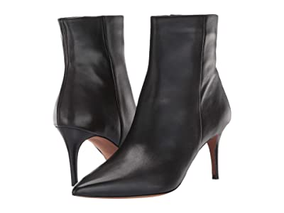 LINEA Paolo Nita (Black Leather) Women