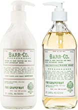 product image for Barr-co. Fir Grapefruit Lotion and Fir & Grapefruit Liquid Hand Soap