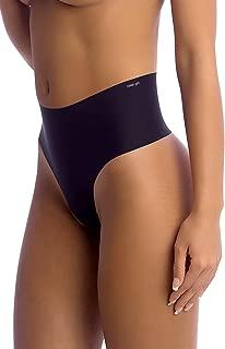 Thong Shapewear Seamless High Waisted Underwear Breathable Tummy Control Shaping Thong Panties | CG1640