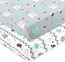 Best baby crib sheets boy Reviews