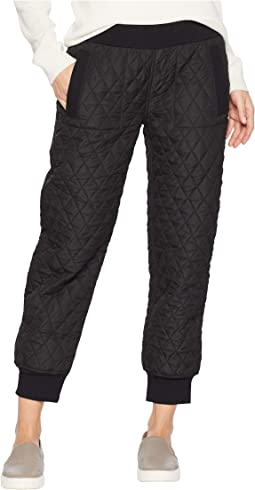 Quilted Jog Pants