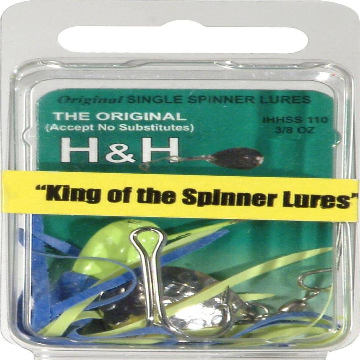 HH Lure 676999-Maurice Single El Paso Mall Equipmen Spinner Fishing Outlet ☆ Free Shipping