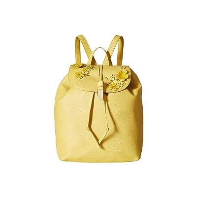 Foley & Corinna Lila Backpack (Lemon) Backpack Bags