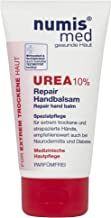 Urea 10% Hand Repair Balm with Chamomile Oil for Extremely Dry & Sensitive skin Vegan Soap Free Paraben Free Imported from Germany Hydrates & Protects Irritated Sensitive Skin by Numis Med