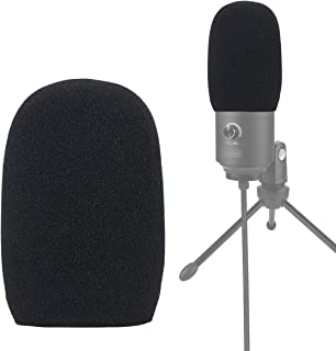 YOUSHARES Foam Mic Windscreen - Wind Cover Pop Filter...