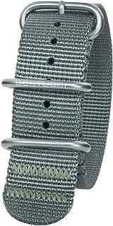 Bertucci DX3 B-125 Defender Drab Olive 22mm Nylon Watch Band