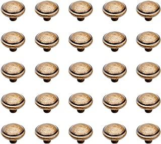 YAVSO Poignee de Meuble Cabinet Garde-Robe Placard 10pcs Etoile Bouton de Porte Enfant Bouton de Meuble pour Tiroir