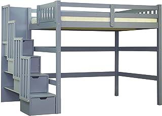 Amazon Com Full Size Loft Bed