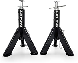 EAZ LIFT Telescopic RV Jack, Set of 2 | Adjusts from 16 30-inches | Featues a 6,000 lb. Load Capacity (48860), 2 Pack