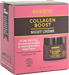 Essano Collagen Boost Night Creme, 50g