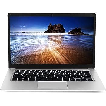 Laptop de 15.6 Pulgadas (Intel Celeron de 64 bits, 8GB DDR3 RAM, SSD de 128GB, batería de 10000mAH, cámara Web HD, Sistema operativo Windows 10 preinstalado, Pantalla IPS FHD 1920 * 1080)