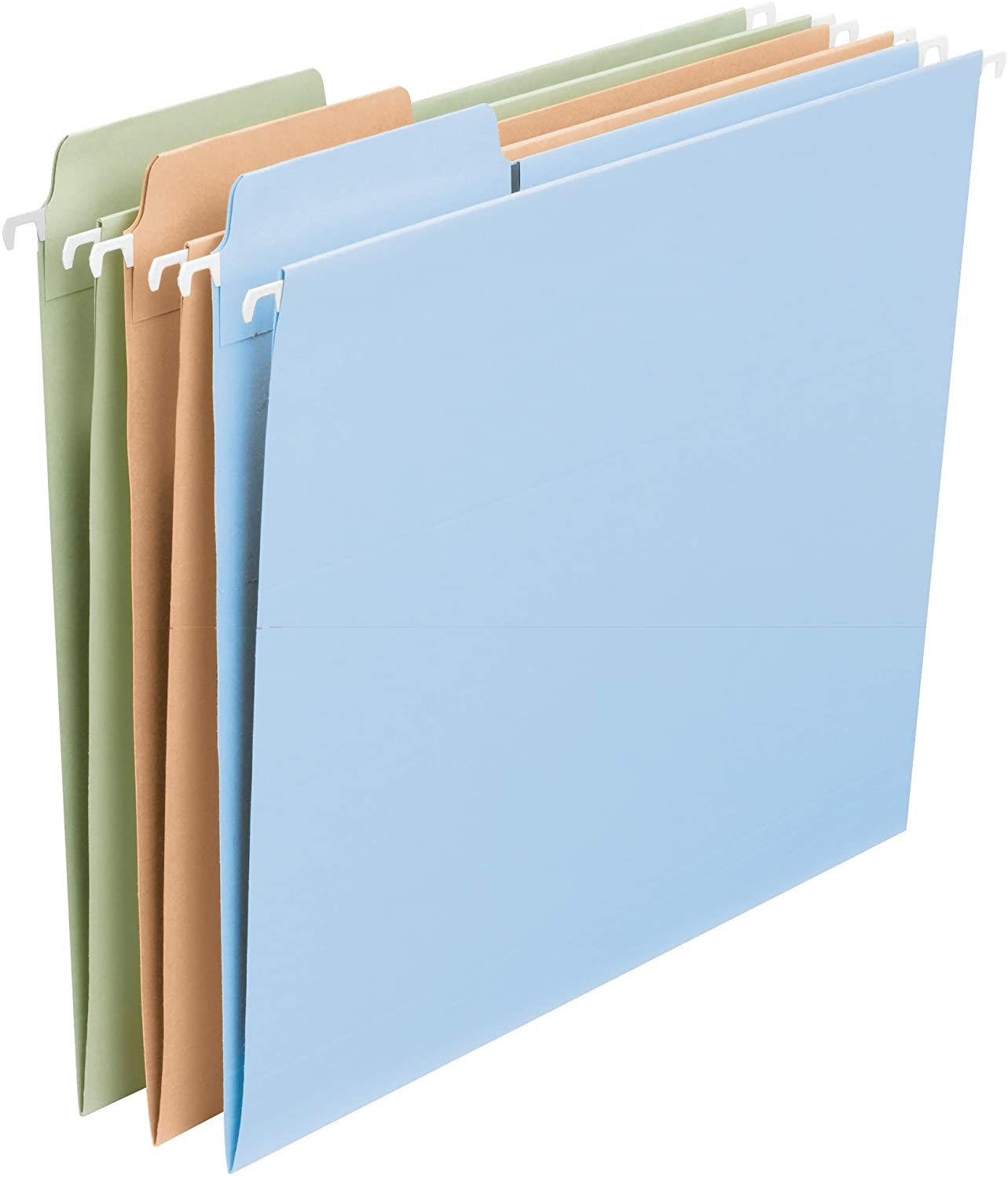 Smead FasTab Hanging Deluxe File A surprise price is realized Folder 1 S Tab 3-Cut Built-in Letter