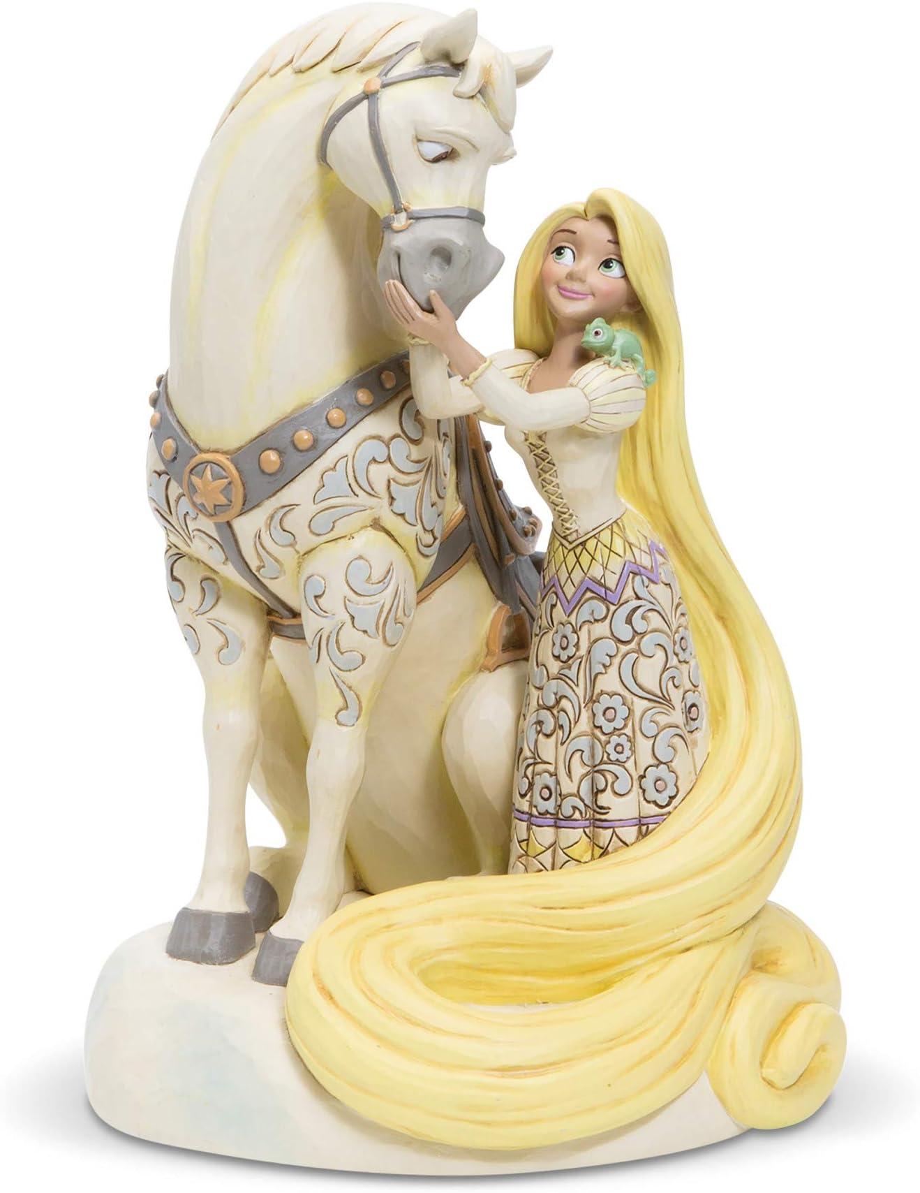 New Jim Shore Disney Traditions White Woodland Mulan Figurine #6007061
