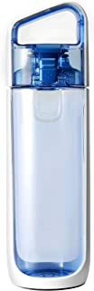KOR 25.4 oz Delta Water Bottle Clear Water