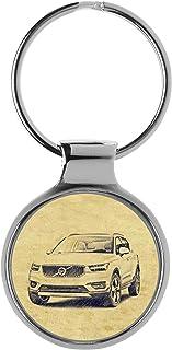 KIESENBERG Schlüsselanhänger Geschenke für XC40 Fan A 20360