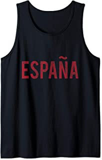Spain Espana Débardeur