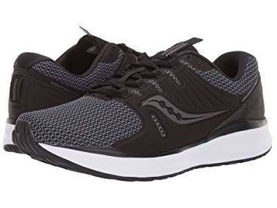 Saucony Versafoam Inferno (Black/Charcoal) Men